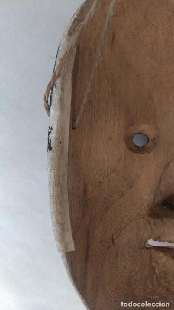 Arte: Mascara ritual japonesa - Foto 12 - 215131373