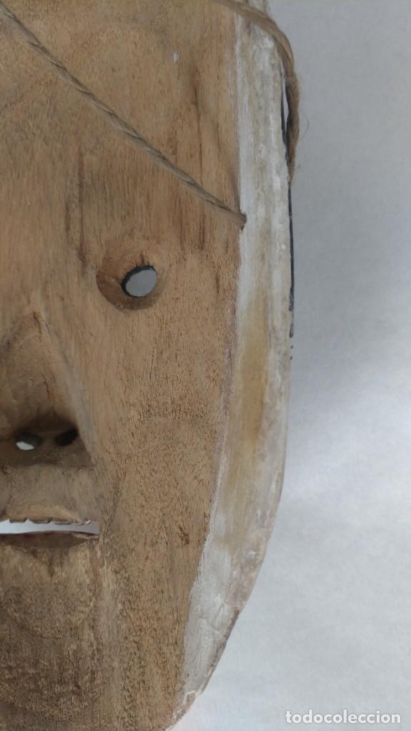 Arte: Mascara ritual japonesa - Foto 13 - 215131373