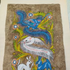 Arte: PINTURA AZTECA. Lote 216494573