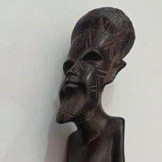 Arte: FIGURA ETNICA AFRICANA TRIBU AKAMBA.. Lote 216757285