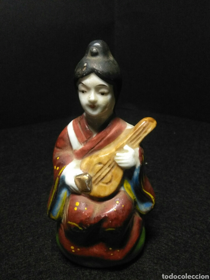 Arte: Antigua porcelana ,figura china caracter oriental - Foto 9 - 219711842