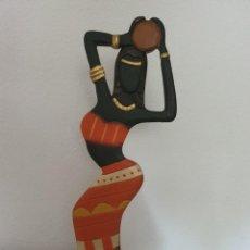 Arte: FIGURA DE AFRICANA. Lote 219975328