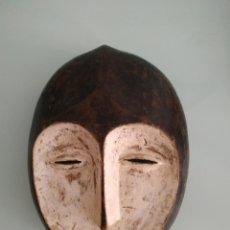 Arte: MÁSCARA AFRICANA KWELE CONGO. Lote 220462140