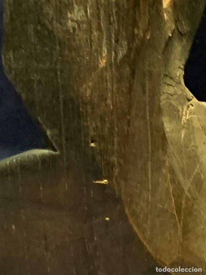 Arte: gran mascara china de madera tallada guizhou beijing 65x32x18cms - Foto 14 - 220522300