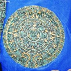 Arte: LOTE DE ESCULTURA AZTECA. Lote 221407335