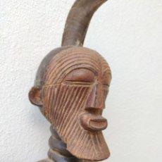 Arte: ARTE AFRICANO. FIGURA SONGYE. CONGO.. Lote 222015902