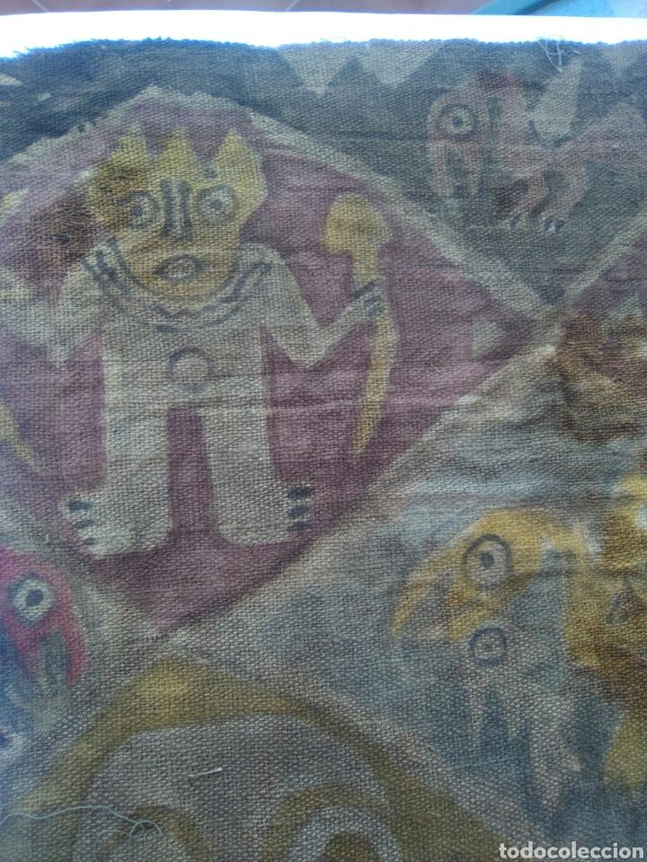 Arte: Tela Nazca del desierto de Perú - Foto 7 - 223710080