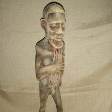 Arte: ESCULTURA EN MADERA AFRICANA. Lote 224795903