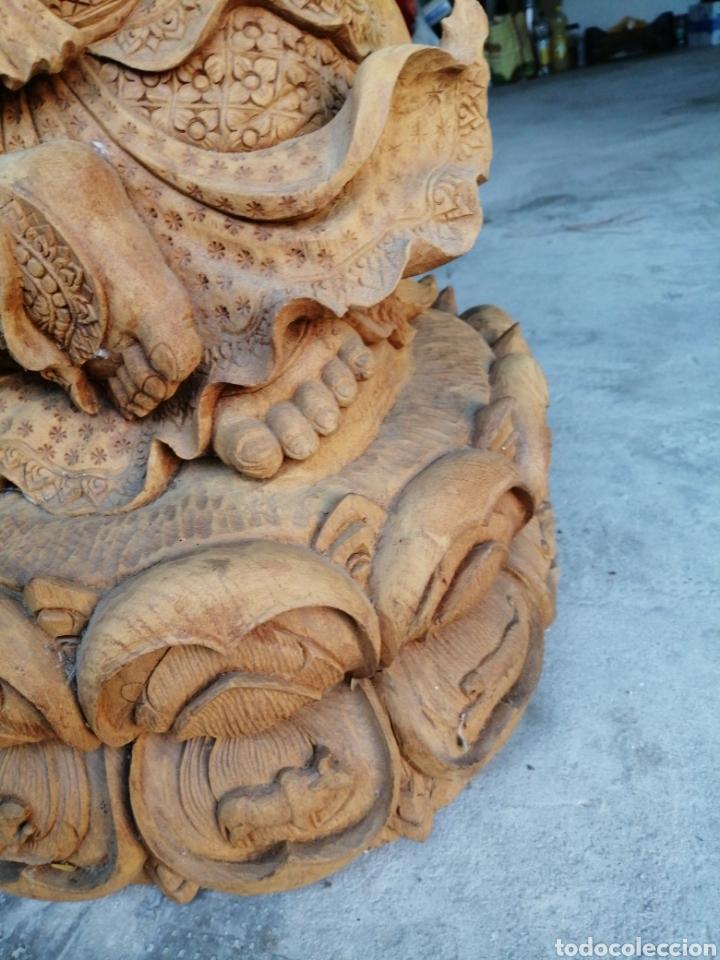 Arte: Figura de elefante dios hindú Ganesha - 62cm. - Foto 8 - 234449520