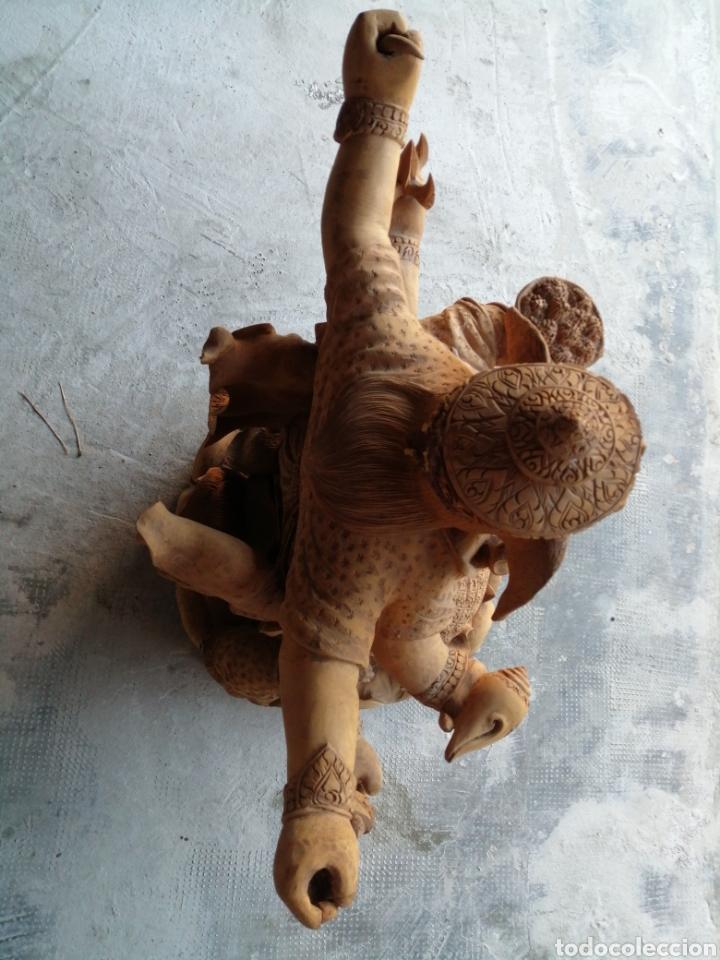 Arte: Figura de elefante dios hindú Ganesha - 62cm. - Foto 9 - 234449520