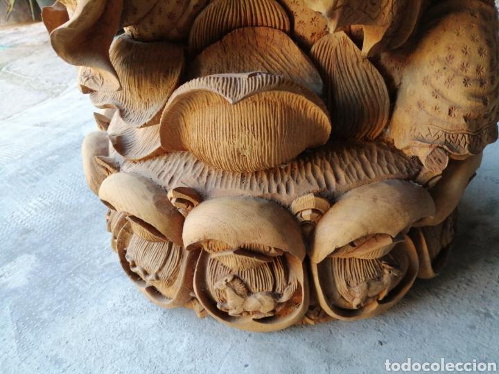 Arte: Figura de elefante dios hindú Ganesha - 62cm. - Foto 11 - 234449520