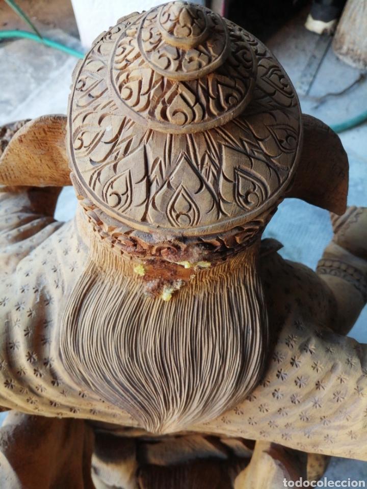 Arte: Figura de elefante dios hindú Ganesha - 62cm. - Foto 14 - 234449520