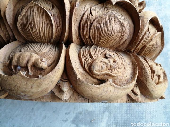 Arte: Figura de elefante dios hindú Ganesha - 62cm. - Foto 16 - 234449520