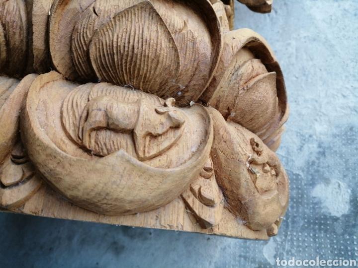 Arte: Figura de elefante dios hindú Ganesha - 62cm. - Foto 17 - 234449520