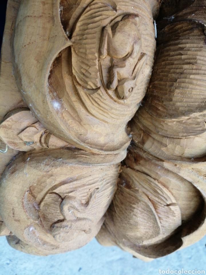 Arte: Figura de elefante dios hindú Ganesha - 62cm. - Foto 20 - 234449520
