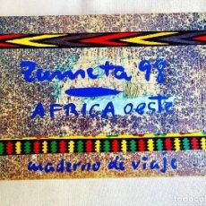Arte: ZUMETA: ZUMETA 98 - ÁFRICA OESTE. Lote 242163120