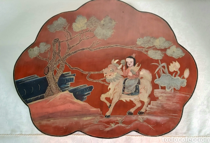 Arte: GRAN CAJA CHINA S.XIX DINASTÍA CHING PERIODO KUANG HSU 1875-1908 - Foto 2 - 247181410