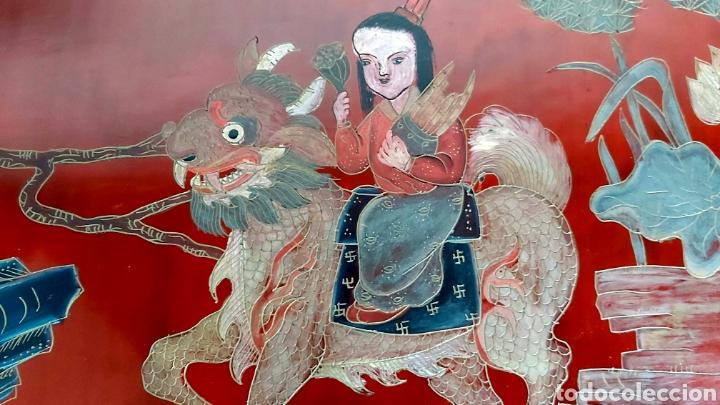 Arte: GRAN CAJA CHINA S.XIX DINASTÍA CHING PERIODO KUANG HSU 1875-1908 - Foto 3 - 247181410
