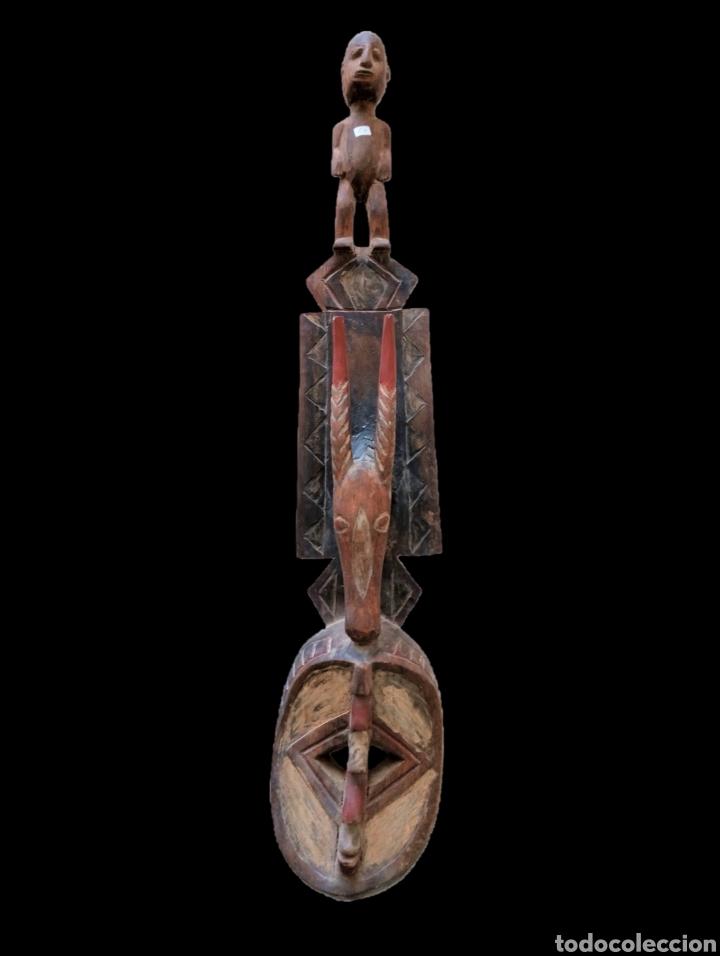 MÁSCARA MOSSI (Arte - Étnico - África)