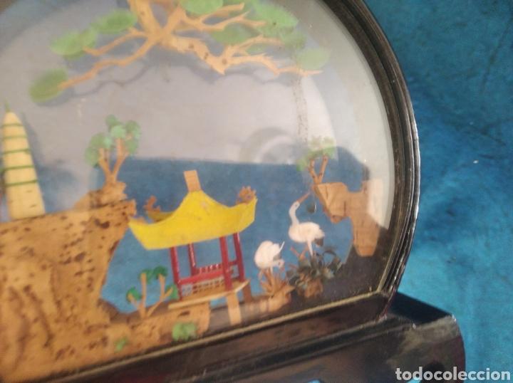 Arte: Decoración oriental japonesa madera y cristal - Foto 3 - 248500865