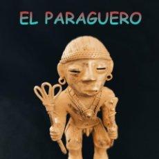 Arte: CHAMAN DE 2 CETROS PRECOLOMBINO QUIMBAYA DE ORO TUMBAGA PESO 115 GRAM-W5. Lote 252839780