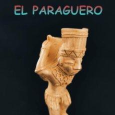 Arte: CHAMAN CON UNA MOCHILA EN LA ESPALDA PRECOLOMBINO QUIMBAYA DE ORO TUMBAGA PESO 112 GRAM-W7. Lote 252841130