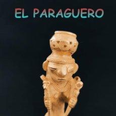 Arte: CHAMAN CHANUTA PRECOLOMBINO QUIMBAYA DE ORO TUMBAGA PESO 67 GRAM-W17. Lote 252849800