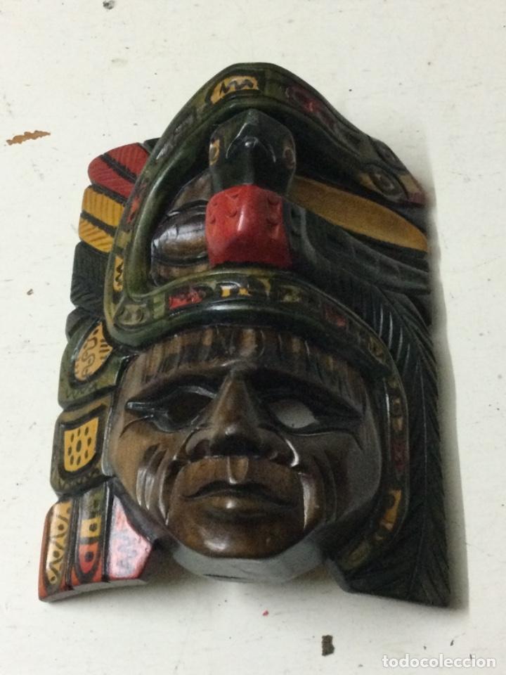 MASCARA GUATEMALA (Arte - Étnico - África)