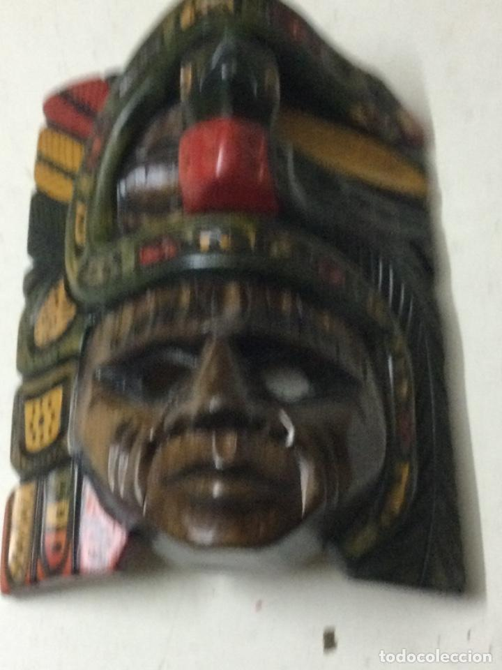 Arte: Mascara Guatemala - Foto 2 - 253335885