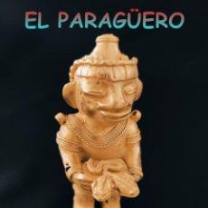 Arte: CULEBRERO PRECOLOMBINO QUIMBAYA DE ORO TUMBAGA PESO 103 GRAM-W24. Lote 253339635
