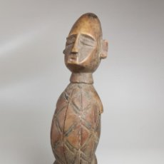 Arte: FETICHE-RELICARIO - FIGURA CULTO ALTAR MAGIA PROTECTOR --YORUBA MUMUYE---NIGERIA. Lote 260711010