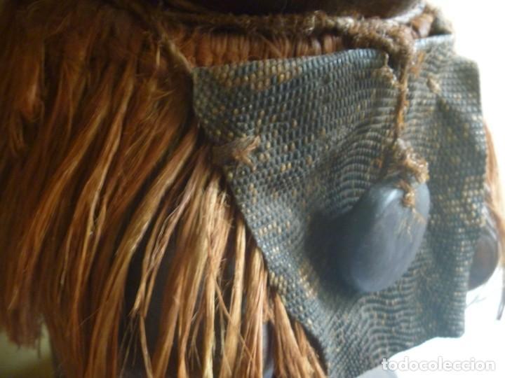 Arte: Impresionante Fetiche Nkisi Songye Congo 150 años Nkisi Songye fetish Congo 150 years Museum piece - Foto 6 - 263155640