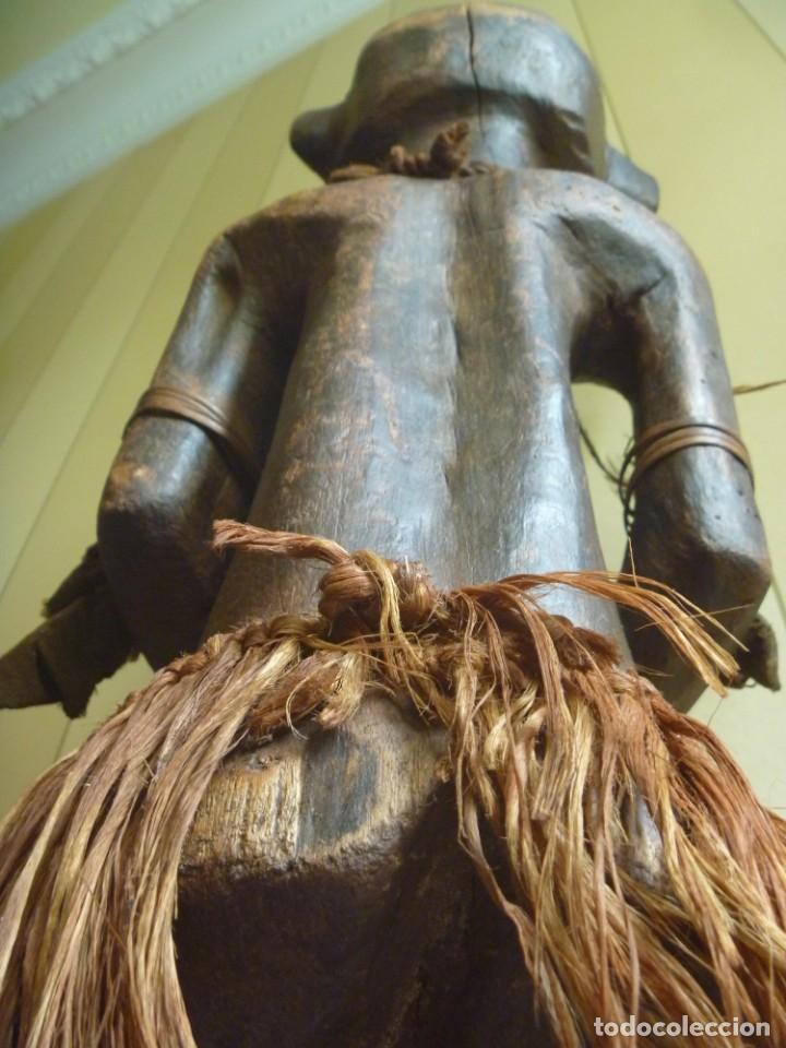 Arte: Impresionante Fetiche Nkisi Songye Congo 150 años Nkisi Songye fetish Congo 150 years Museum piece - Foto 9 - 263155640