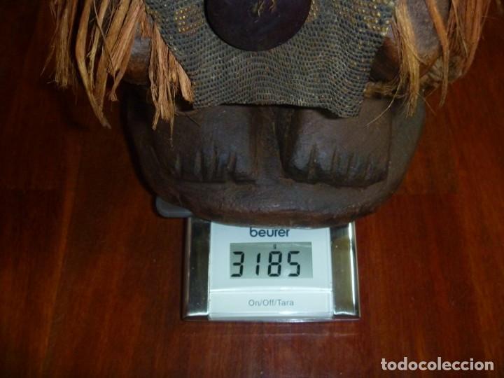Arte: Impresionante Fetiche Nkisi Songye Congo 150 años Nkisi Songye fetish Congo 150 years Museum piece - Foto 12 - 263155640