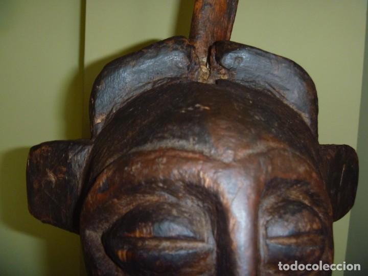Arte: Impresionante Fetiche Nkisi Songye Congo 150 años Nkisi Songye fetish Congo 150 years Museum piece - Foto 29 - 263155640