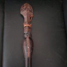Arte: TENEDOR ISLAS FIDJI. Lote 269470303