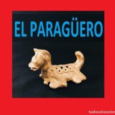 Arte: FIGURA DE ORO TUMBAGA PESO 69 GRAMOS ES UN JAGUAR ANTROPOMORFO PRECOLOMBINO QUIMBAYA. Lote 270188378