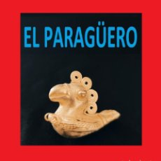 Arte: FIGURA DE ORO TUMBAGA PESO 27 GRAMOS ES UN PAJARO REAL PRECOLOMBINO QUIMBAYA. Lote 270189958