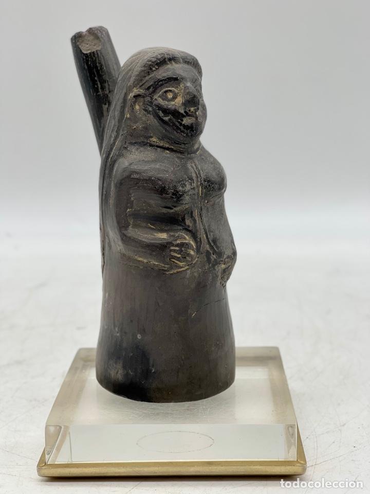 CERÁMICA MAYA COLONIAL (Arte - Étnico - América)