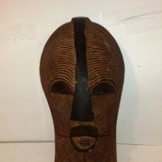 Arte: MASCARA SONGYE CONGO BIFWEBE. Lote 285257603