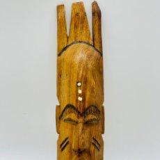 Arte: MÁSCARA AFRICANA. Lote 286721328