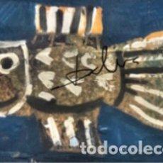 Arte: PEZ ETNICO. Lote 288552993