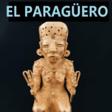 Arte: FIGURA DE ORO TUMBAGA PESO 362 GRAMOS ES UNA REINA CHAMAN DE 2 CETROS PRECOLOMBINA QUIMBAYA. Lote 294113028