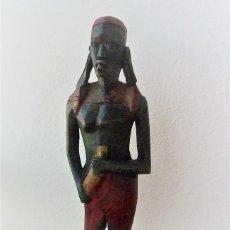 Arte: FIGURA MUJER AFRICANA. Lote 295360983