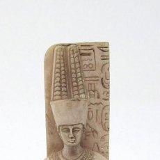 Arte: FIGURA DEL DIOS EGIPCIO AMON-RA - 11 CM DE ALTO.. Lote 295505938