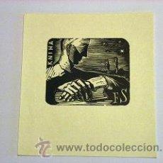 Arte: BONITO EXLIBRIS. Lote 26576997