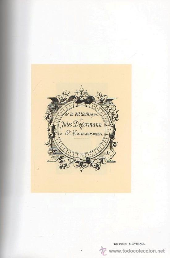 Arte: LIBRO DE EXLIBRIS. EXPOSICION DE 1993. PERFECTO. - Foto 4 - 25924041