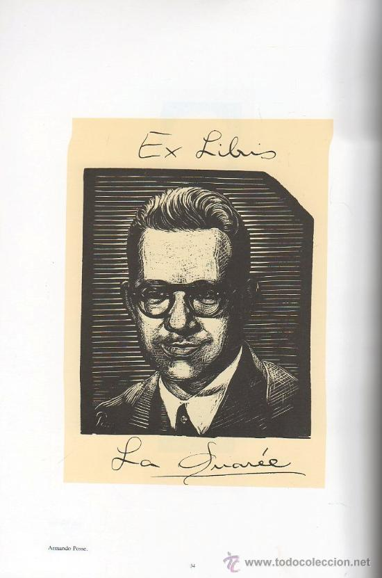 Arte: LIBRO DE EXLIBRIS. EXPOSICION DE 1993. PERFECTO. - Foto 6 - 25924041