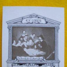 Arte: EX LIBRIS : PLÁCIDO GONZÁLEZ DUARTE.1948. R.ABAD 131. Lote 26771687