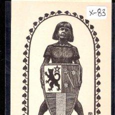 Arte: EX- LIBRIS - HERMANN SCHOTT- (X-83). Lote 27905432